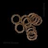 355-06 Кольцо медноасбестовое 12х16