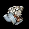 765-78-сб281 Компрессор АК-150 МКВ с помпой