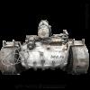 КПП Т-34 с фрикционами