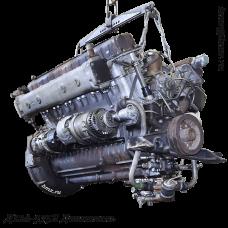 Д12А-375Б Двигатель