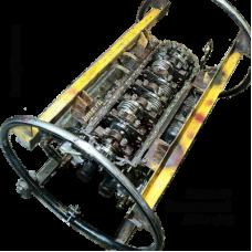 Д12а-525 Двигатель