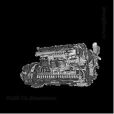 У2Д6-С4 Двигатель