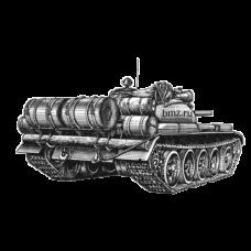 Т-54 танк, узлы, оборудование, ЗИП