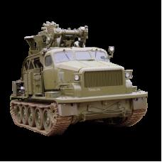 БТМ-3 быстроходная траншейная машина