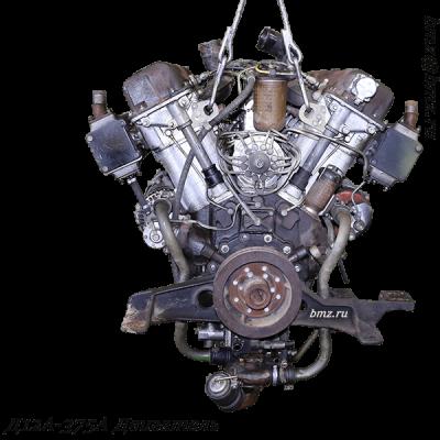 Д12а-375а двигатель