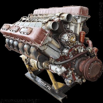 Двигатель В-54Т