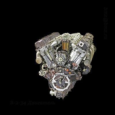 Дизель В-2-34