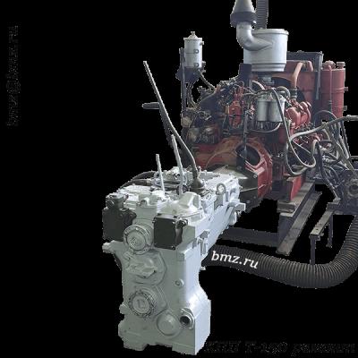 Ремонт  КПП 151.37.001-8  трактора Т-150К
