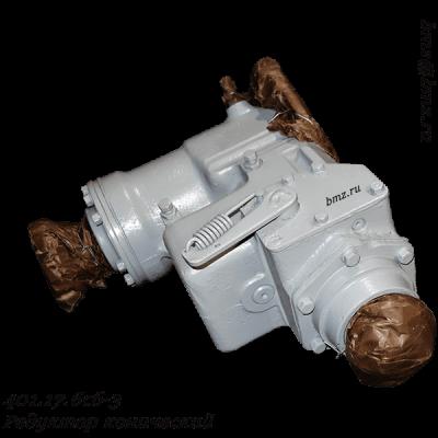 401.17.6Сб-3 Редуктор конический