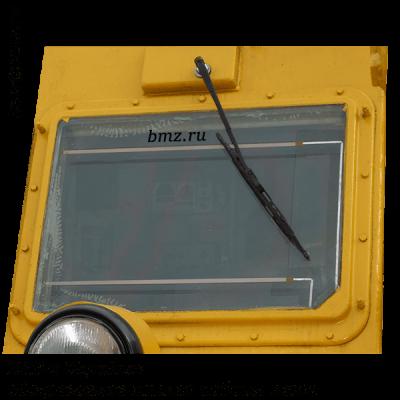БАТ-2 Переднее обогреваемое стекло кабины левое