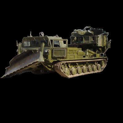 МДК-3 котлованная машина